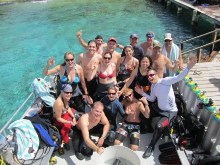 Scuba Diving Montreal with Action Scuba in Bonaire