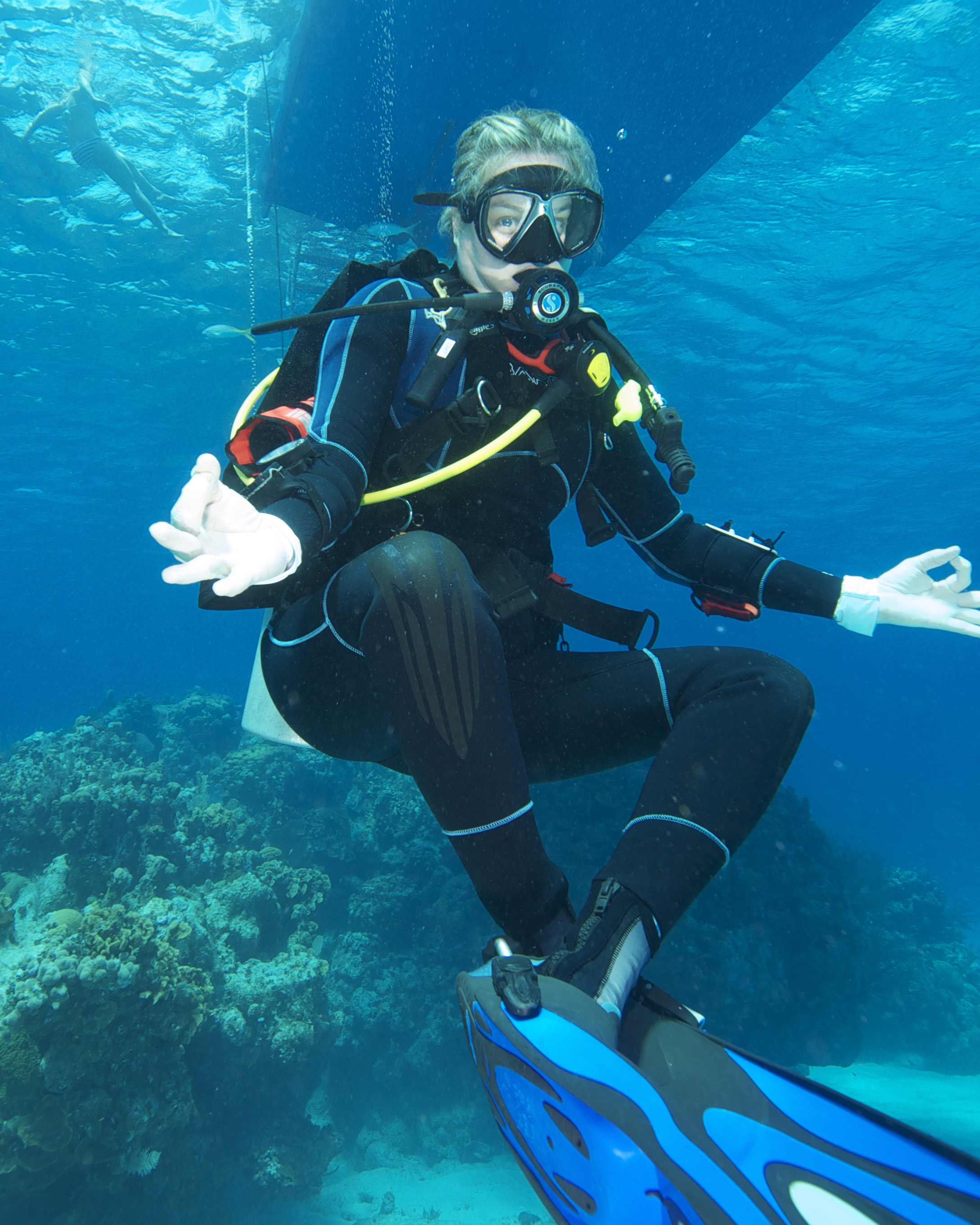 Peak Performance Buoyancy PADI Specialty Course MOntreal